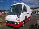 トヨタ/クイックデリバリー 移動販売車 ベース 4WD NOX適合
