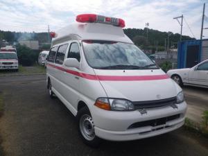 トヨタ グランビア  救急車 超低走行