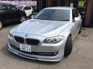 BMW 5シリーズ 528i 19AW ローダウン ブレンボ エアロ エアクリ