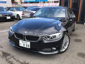 BMW 4シリーズ 420iグランクーペ ラグジュアリー ETC バックカメラ