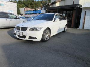 BMW 3シリーズ 320iツーリング MスポーツカーボンED 地デジフルセグバックカメラは