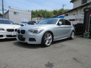 BMW 1シリーズ 116i Mスポーツ M18インチAW