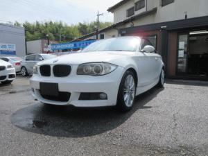 BMW 1シリーズ 120i カブリオレ Mスポーツパッケージ ナビテレビ フルレザー