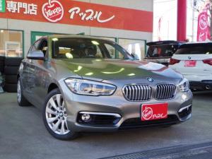 BMW 1シリーズ 118d スタイル コンフォートパッケージ パーキングサポートパッケージ アクティブクルーズコントロール 純正ナビ スマートキー ETC
