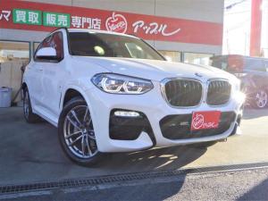 BMW X3 xDrive 20d Mスポーツ 全方位カメラ ユピテルドライブレコーダー 後席シートヒーター オプションレザーシート LEDフォグランプ