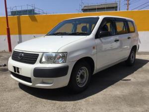 トヨタ サクシードバン U ホワイト エアバック ABS 走行68450km