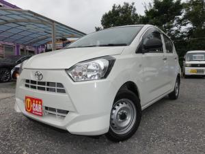トヨタ ピクシスエポック B トヨタ純正ナビTV Bluetooth 10年保証対象車 ETC 鑑定書付 ミライースOEM車