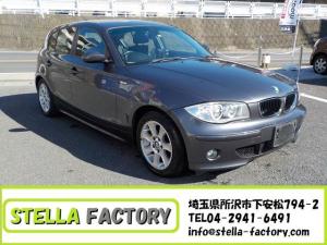 BMW 1シリーズ 118i 6ヶ月保証