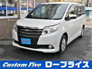 トヨタ ノア G 9型SDナビ 後席モニター 電動Sドア 自動防眩ミラー