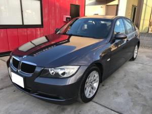 BMW 3シリーズ 320i ワンオーナー ディーラー整備車 H19 20 21 23 24 27 29 31車検時記録簿全て有り ランフラットタイヤ 純正16アルミ 保証書 取説書 キーレス2ケ ETC 社外HDDナビ付