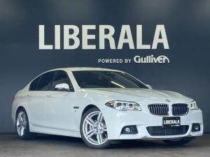 BMW 5シリーズ 523d Mスポーツ ACC 衝突軽減B 黒革シート シートヒーター 純正HDDナビ フルセグTV バックカメラ 19インチAW コンフォートアクセス