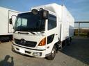 日野/レンジャー 4t標準 冷蔵冷凍車 低温 格納パワーゲート 載替H7年式