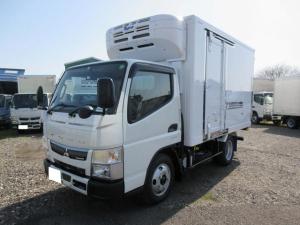 三菱ふそう キャンター  2t標準ショート 冷蔵冷凍車(低温) サイドドア 全低床