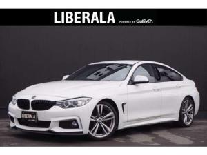BMW 4シリーズ 420i xDriveグランクーペ Mスポーツ ARQRAYマフラー 3Dデザインエアロ  OP19incAW FOCALスピーカー ACC 衝突軽減B レーンチェンジ/デパーチャーW 純正ナビ Bカメラ コンフォートA ミラーETC PDC