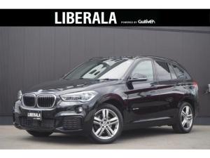 BMW X1 xDrive 18d Mスポーツ アドバンスドアクティブセーフティ/コンフォート/パーキングサポートPKG ヘッドアップD ACC 衝突軽減B レーンDW コンフォートアクセス パワーバックドア 純正ナビ Bカメラ ドラレコ PDC