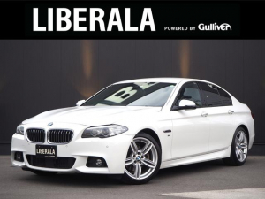 BMW 5シリーズ 523d Mスポーツ 後期 ハイラインPKG 黒革シート ACC 衝突軽減B レーンDW  OP19インチAW 純正ナビTV Bカメラ Bluetooth パワーシート/ヒーター コンフォートアクセス パークディスタンス