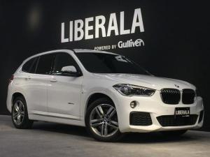 BMW X1 xDrive 20i Mスポーツ コンフォートパッケージ・コンフォートアクセス・オートマチック・テールゲート・オペレーショ ン/ スライディングリヤシート(リヤシートバックレスト角度調節機能付)/レーンディパーチャーウォーニング