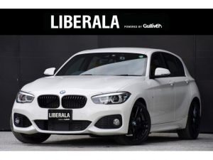 BMW 1シリーズ 118i Mスポーツ エディションシャドー 1000台限定/ダークカラーLED/リヤコンビネーションライト/ブラックキドニーグリル/18インチホイール/レザーシート/パーキングサポートPKG/アクティブクルーズコントロール/コンフォートPKG