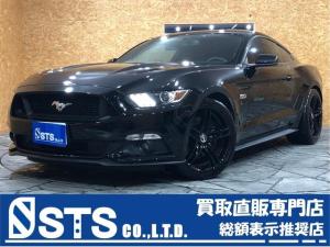 フォード マスタング V8 GT プレミアム 6速MT 20AW カープレイ