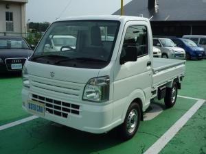 スズキ キャリイトラック KCエアコン・パワステ 届出済未使用車最新モデル AT