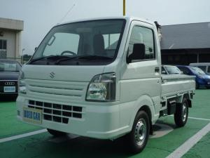 スズキ キャリイトラック KCエアコン・パワステ 届出済未使用車 最新モデル 5MT
