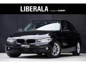 BMW 3シリーズ 320d ACC コンフォートアクセス 純正ナビ 社外フルセグTV バックカメラ D/Nパワーシート パドルシフト アイドリングストップ 純正16インチAW LEDヘッドライト Rコーナーセンサー