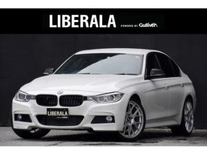 BMW 3シリーズ アクティブハイブリッド3 Mスポーツ HDDナビレザーシート前席シートヒーター前後コーナーセンサーバックカメラ社外ドラレコバックカメラパドルシフト社外レーダーBBS20インチAW