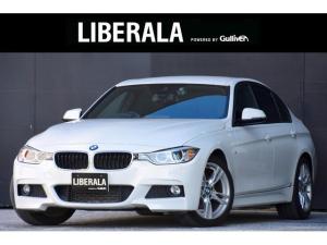 BMW 3シリーズ 320d Mスポーツ インテリSF コンフォートアクセス 純正ナビ  前席パワーシート ミラー一体型ETC MT付AT 社外レーダー  ドラレコ 純正18アルミ バックカメラ コーナーセンサ― プッシュスタート クルコン