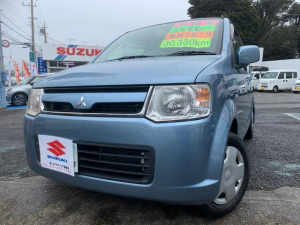 三菱 eKワゴン MS ブルームエディション30330kmパワースライドドア禁煙車・車検3年7月まで