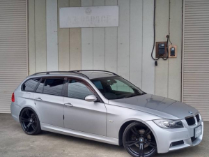 BMW 3シリーズ 320iツーリング スマートキー CD ETC 電動シート