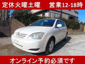 トヨタ アレックス XS150 Wiseセレ ナビスペシャル 8900キロ