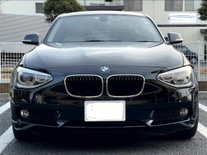 BMW 1シリーズ 116i HDDナビ バックカメラ キーレス HID ターボ