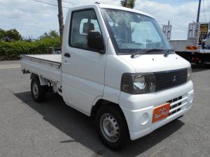 三菱 ミニキャブトラック Vタイプ 4WD エアコン付き