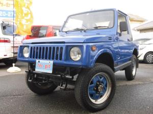 スズキ ジムニー デラックス /2サイクル/4WD/外ハンドル/SJ30V改