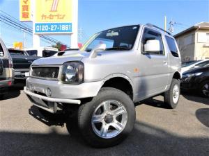 スズキ ジムニー XC/4WD/ターボ/リフトアップ/背面タイヤ