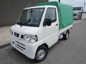 日産 NT100クリッパートラック  幌/AT/エアコン/パワステ/ホロ