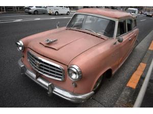 アメリカその他 ナッシュ ランブラー カントリーワゴン54 旧車 オリジナル