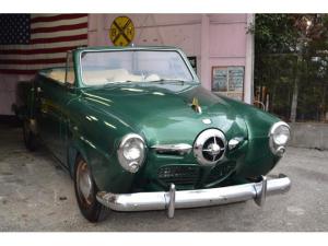 アメリカその他  旧車スチュードベーカー コンバーチブル1950