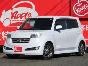 トヨタ bB S Xバージョン ユーザー買取 社外ナビ ETC 社外AW
