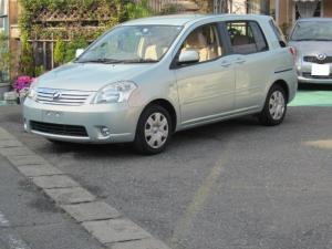トヨタ ラウム Gパッケージ 記録簿 禁煙車 ナビ ETC CD
