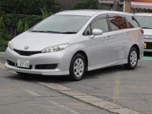 トヨタ ウィッシュ 1.8X 記録簿 禁煙車 ETC CD