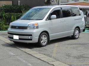 トヨタ ヴォクシー X Gエディション 記録簿 禁煙車 CD ETC