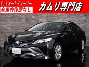 トヨタ カムリ G プリクラッシュ レーダークルーズ SDナビ LEDライト