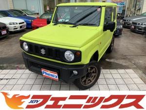 スズキ ジムニー XL現行4WD1オナSDフルセグ専用キーフリSステップETC