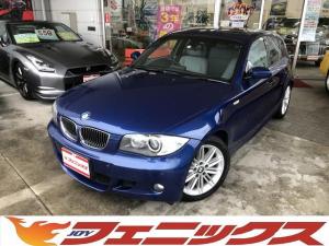 BMW 1シリーズ 130i Mスポーツ6速MT本革サンルーフHDDナビETC