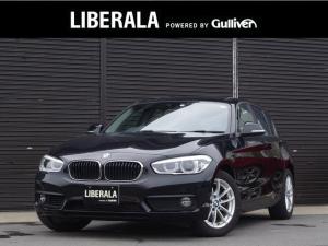BMW 1シリーズ 118i正規D車 LEDヘッドライト 純正HDDナビ