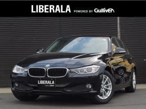 BMW 3シリーズ 320d ワンオーナー インテリS 純正HDDナビ コンフォートアクセス 前席パワーシート HIDヘッドライト