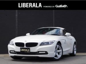 BMW Z4 sDrive23i ハイラインパッケージ 正規D車 レッドレザーシート シートヒーター 純正HDDナビ
