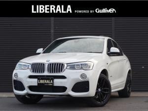 BMW X4 xDrive 35i Mスポーツ 正規D車 ACC HUD LEDヘッドライト SR ブラックレザーシート シートヒーター