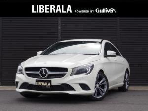 メルセデス・ベンツ CLAクラス CLA180 正規D車 ワンオーナーRSP 純正HDDナビ ハーフレザーシート